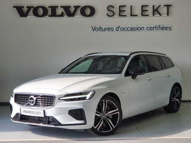Volvo V60 T8 Twin Engine 303 + 87ch R-Design Geartronic